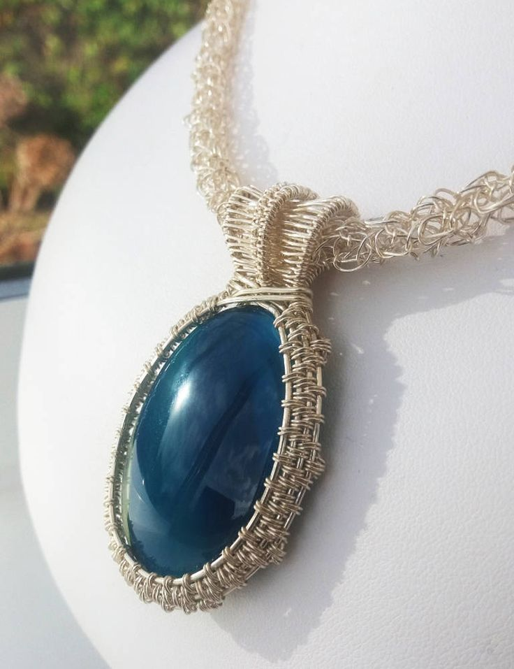 7 best Wire Wrapped Jewellery images on Pinterest | Wire crafts ...