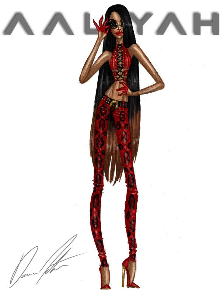 Daren J — Aaliyah, Look .4 by Daren J