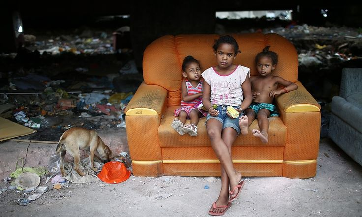 Residents, including thousands of children, are victims of violence and evictions stemming from building projects for 2016 Games, Exclusion Games report says