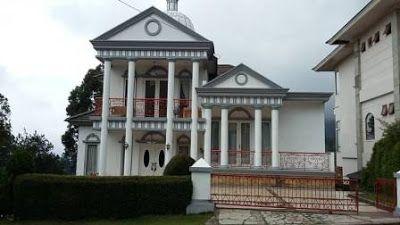 villa qubah