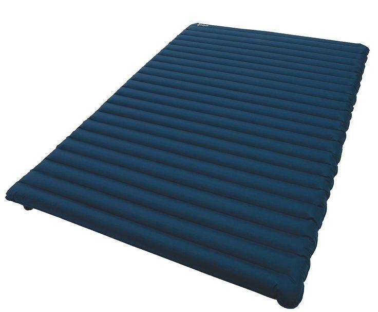 Das leichte Reel Luftbett besteht aus strapazierfähigen Materialien und die Matratze verfügt über horizontale Kanäle, die für eine gleichmäßige Gewichtsverteilung sorgen und somit Stabilität und höchsten Liegekomfort bieten. Das Ergebnis ist ein Luftbett, das höchsten Campingkomfort verspricht...  • Zusatzinformation: - Gewebe: 190T 75D Pongee 100% Polyester - Horizontale Luftkanäle sorgen ...