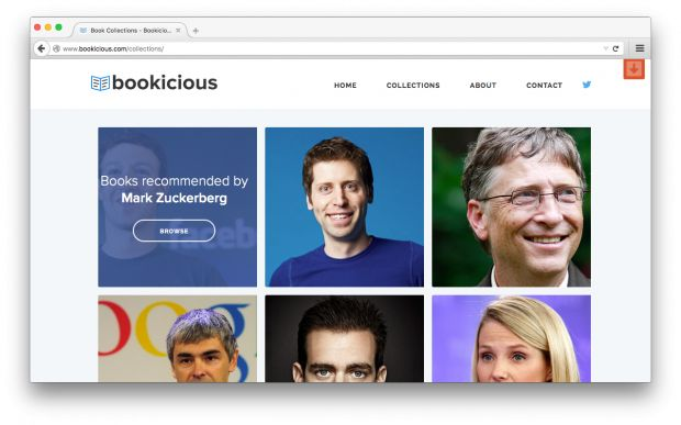 Списки книг для чтения от известных ИТ-предпринимателей. Новый сайт обновляется ежедневно