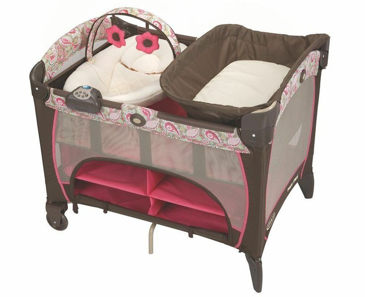 Graco Pack N Play 1857692 Rittenhouse Playard With Cuddle