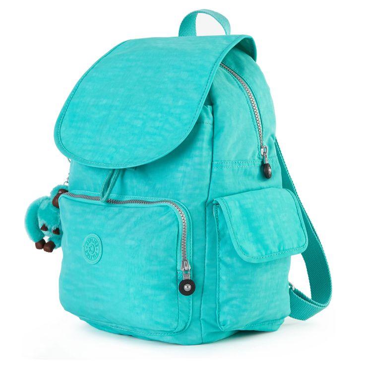 Ravier Backpack - Breezy Turq   Kipling