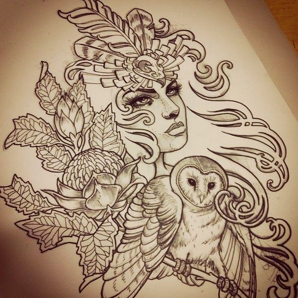 Goddess Tattoo For Woman: 45 Best Goddess Face Tattoo Images On Pinterest