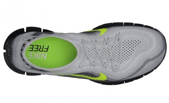 2d031f5abd7 Nike Free Flyknit+ - Pure Platinum - Volt - Wolf Grey - SneakerNews.com