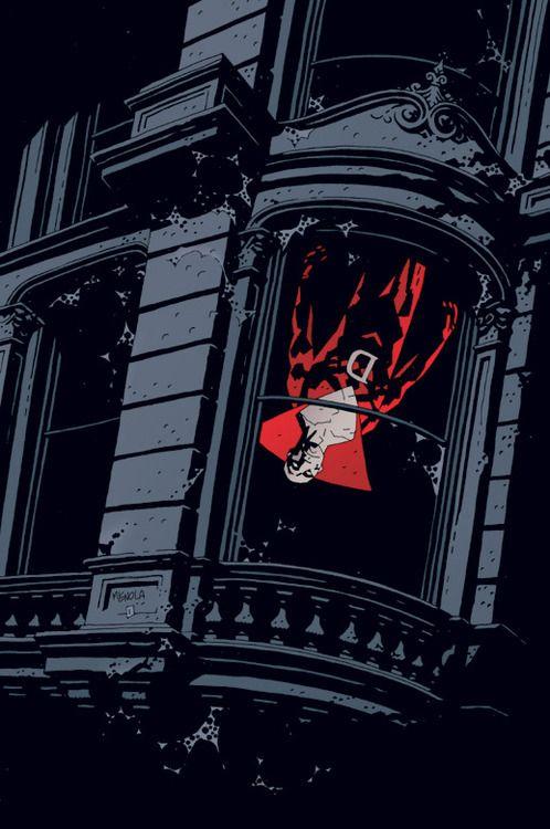 Deadman by Mike Mignola