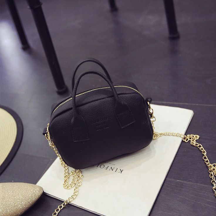 New Casual Fashion  Women Handbag pu  Shoulder Messenger Bag Mini  Lady  Bags