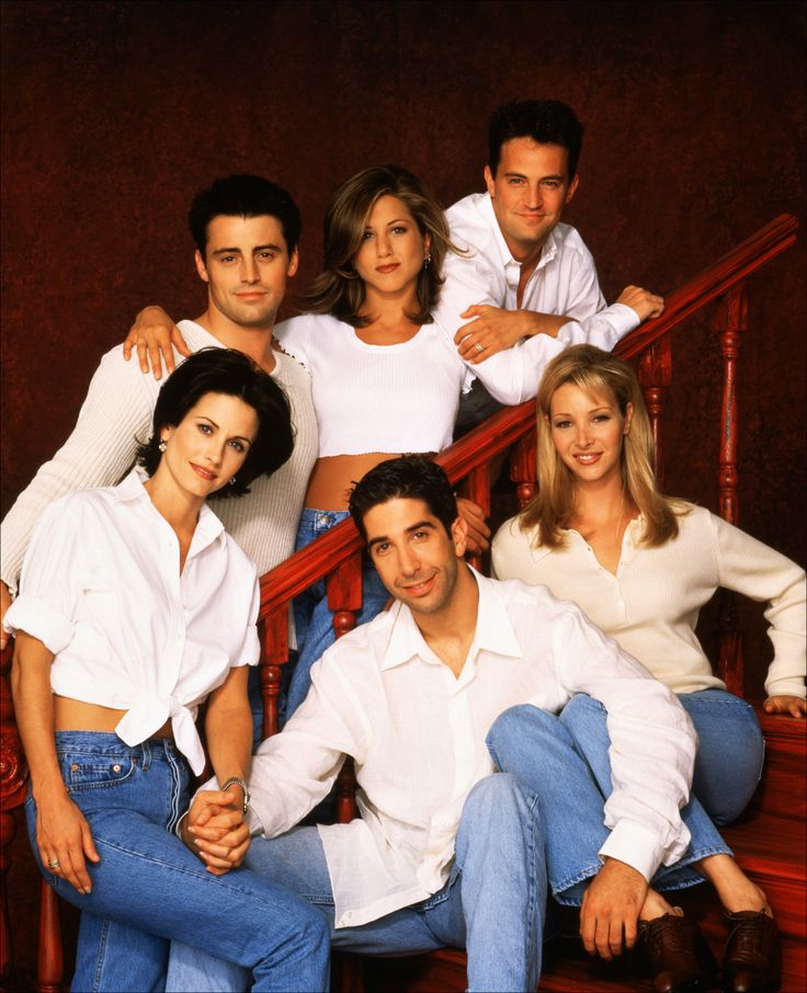 Friends, can watch it over and over: White People, Favorite Tv, Fave Tv, Friends Tv, Fave Celebs, Friends Cast, White Shirts, Hair Style, White Tshirt