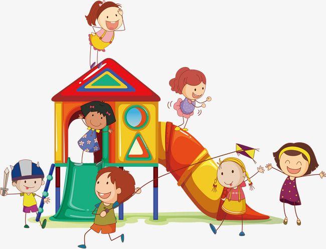 Plac Zabaw Dla Dzieci Dzieci W Wieku Szkolnym Clipart Plac Zabaw Dziecko Png I Plik Psd Do Pobrania Za Darmo Kids Playing Children Kids Playground