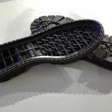06 Zool 1   om schoenen of pantoffels te maken met vilt
