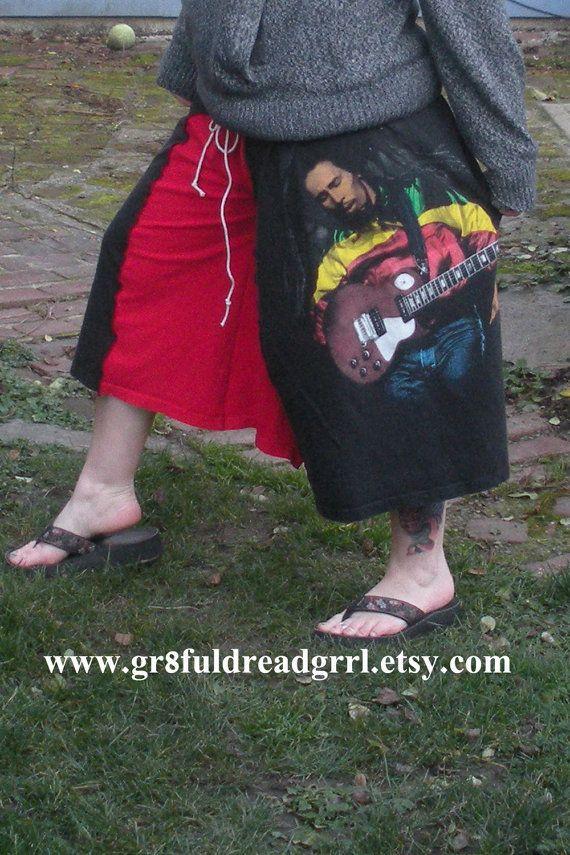 Bob Marley T Gauchos Rasta Shirt Men Women by gr8fuldreadgrrl, $43.00