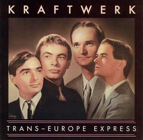 Kraftwerk: Trans-Europe Express. 1977. Cleopatra