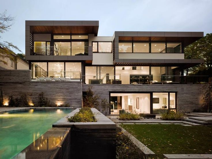 25+ Best Ideas About Luxury Homes Exterior On Pinterest | Big
