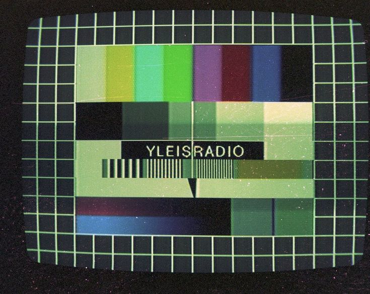 TV virityskuva 1975