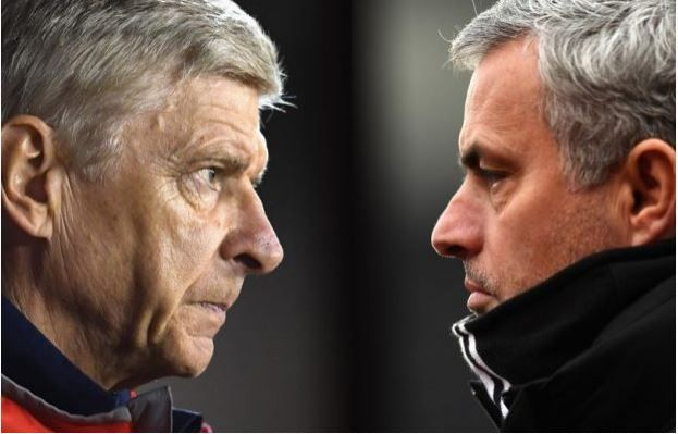 """Manchester United manager, Jose Mourinho, has said he does not want to see his Arsenal counterpart, Arsene Wenger, sacked from his role. Mourinho went head-to-head with the man he once branded """"a specialist in failure"""" when the Red Devil travel to face Arsenal at the Emirates today. The two..."""