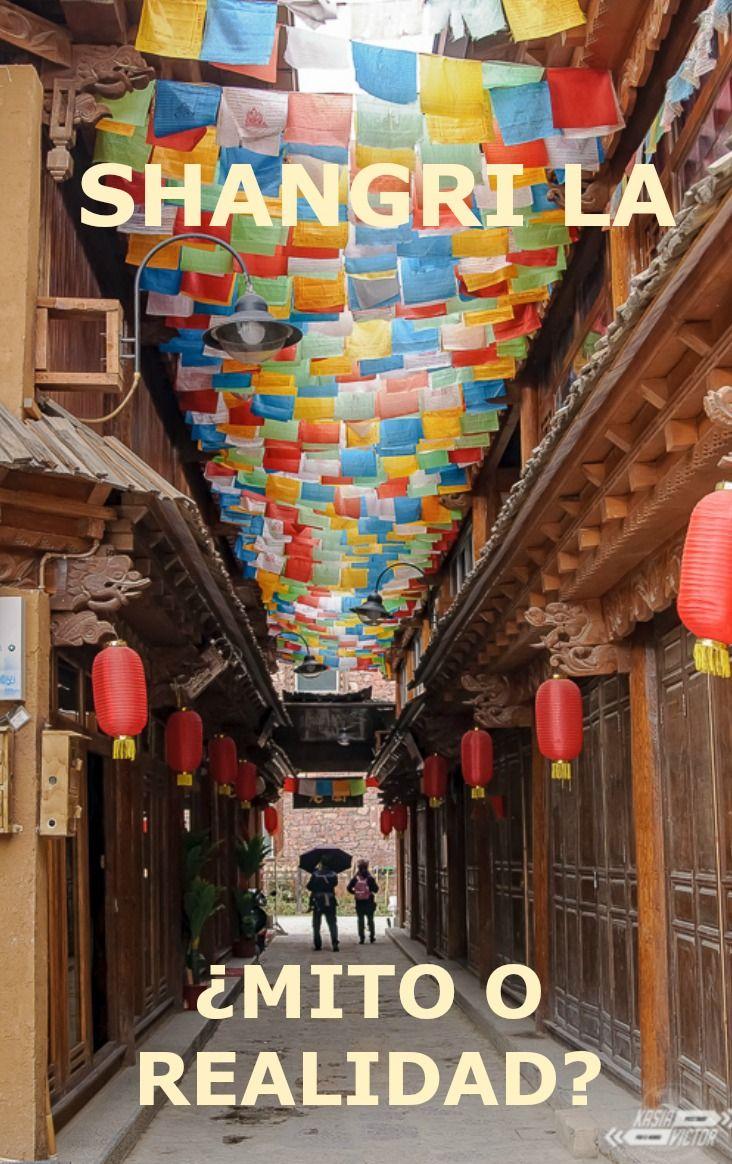 Shangri La, la tierra mítica de James Hilton. Sólo los chinos saben llevar un mito a la realidad. Pero... ¿lo han conseguido? http://www.kasiavictor.com/mito-o-realidad-que-hacer-en-shangri-la/