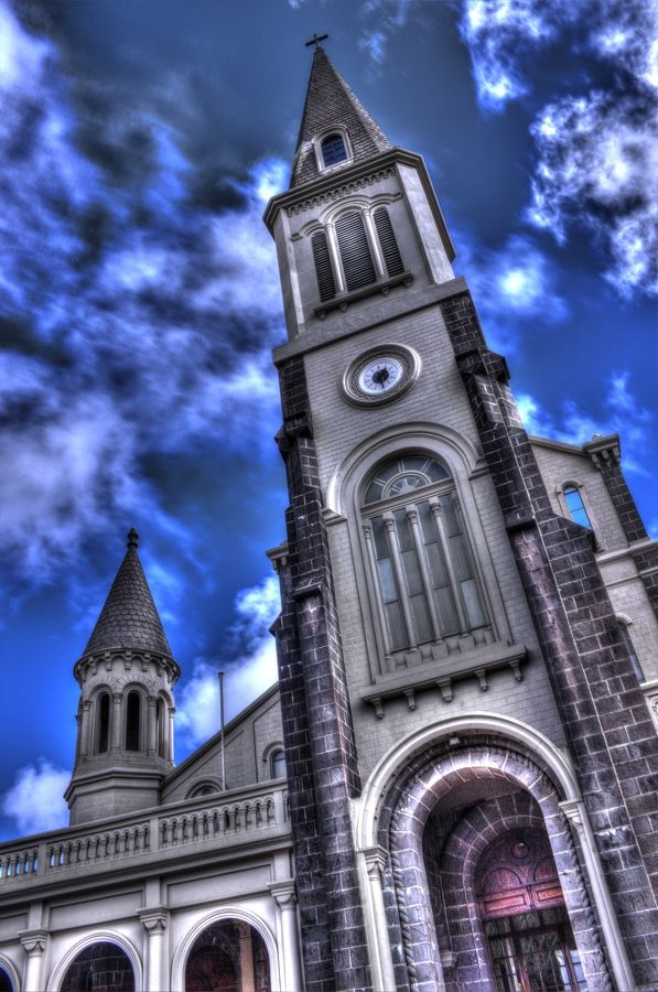 St. Therese Church | Mauritius