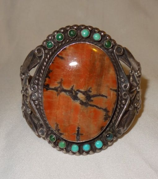 292 Best Navajo Petrified Wood Jewelry Images On Pinterest