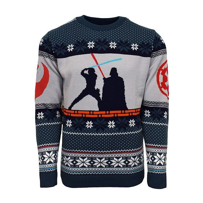 111 pulls de Noël Star Wars pour les fans | Pull noel, Pull