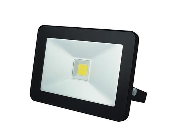 Current Floodlight - 30W Led - 2250 LumensLED Flood Light - 30W Luminous flux: 2250 lumens.  Size: 220mm x 160mm x 40mm. Beam angle: 120°.  Protection grade: IP65. Colour temperature: 3000-6500K.  Input voltage: AC 220-240,110-130V.  Operating temperature: -30°C~+45°C.  Shell colour: black. Slimline design.https://www.shoptodrop.co.za/product/current-floodlight-30w-led-2250-lumens/