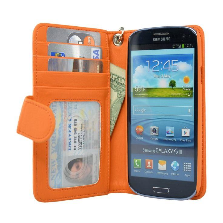 Samsung Galaxy S3 Wallet Case - Navor
