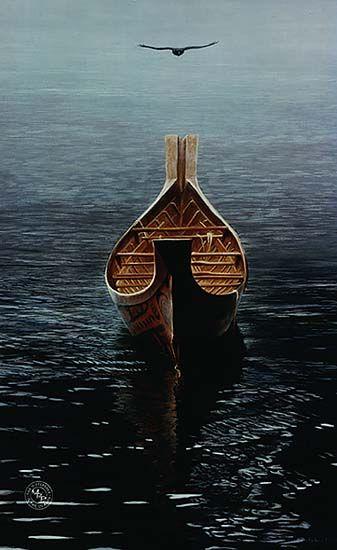Haida Spirit - by Robert Bateman