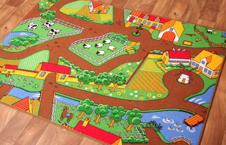 Pin By Jane Bakewell On Play Mats Childrens Rugs Kids