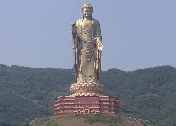 2. Spring Temple Buddha, Henan, China – one of the 17 Biggest Buddhas on Earth