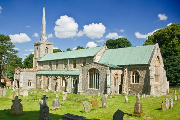 Walsingham, England