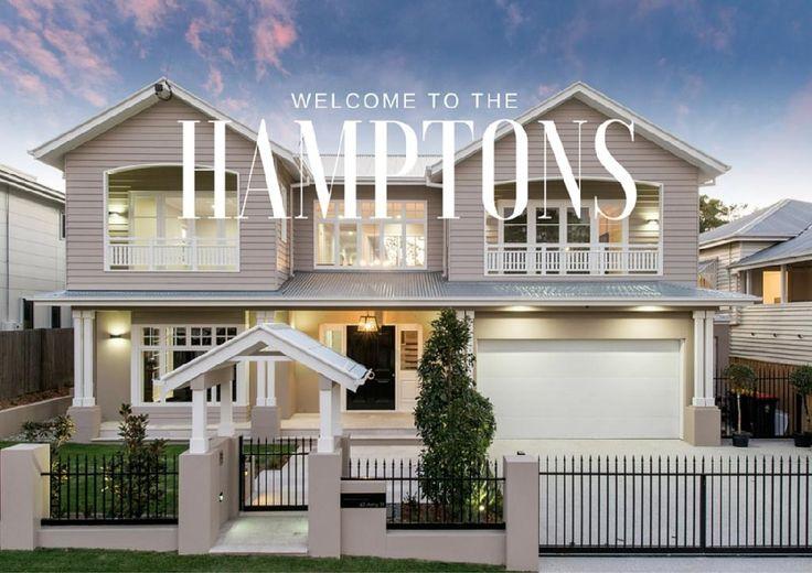 hamptons house renovation au - Google Search