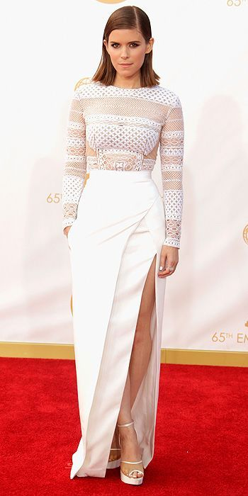 Call the fashion police! It's our #Emmys worst dressed list!