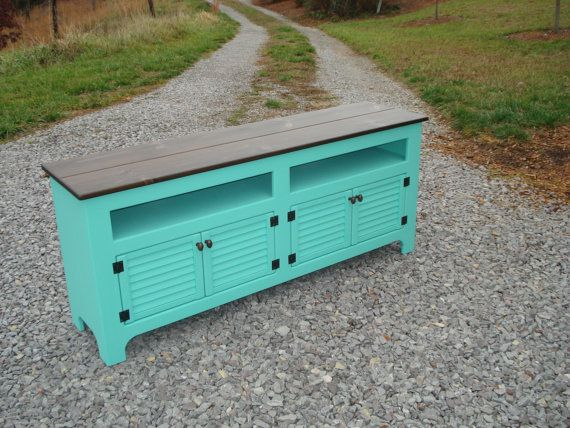 Media Console, TV Stand, Media Cabinet, Sideboard, Buffet, Etsy Sideboards, Media Storage on Etsy, $1,399.00