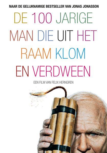 De honderd jarige man die uit het raam klom en verdween. De titel zegt het al, dat wordt spannend! *beschikbaar t/m 21 Februari 2015