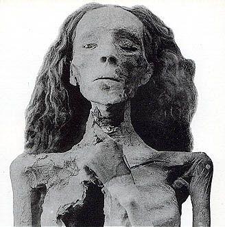 Queen Tiye - great wife of Amenhotep III ca 1350bc and the mother of Akhenaton (Amenhotep IV), the heretic pharaoh