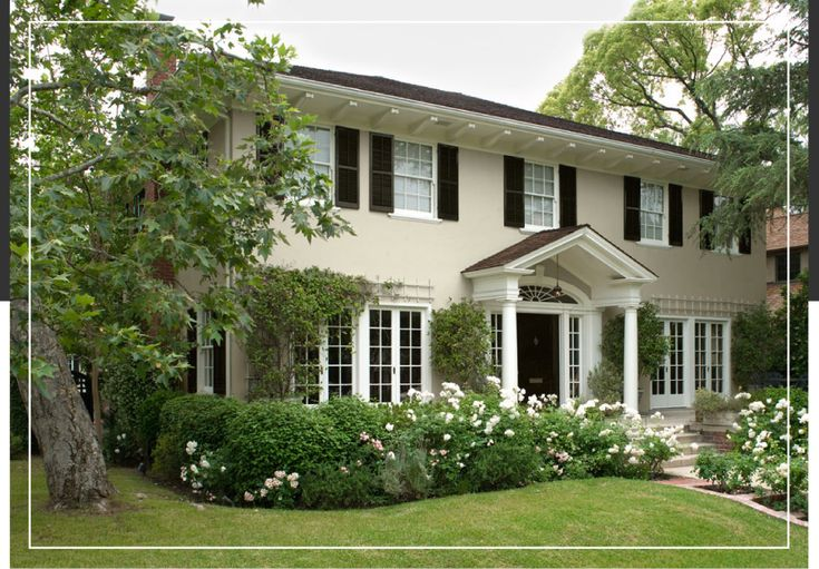 10 best images about exterior on pinterest exterior colors paint colors and white siding - Best exterior paint uk style ...
