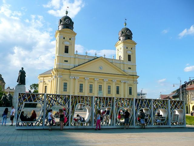 Debrecen, East-Hungary