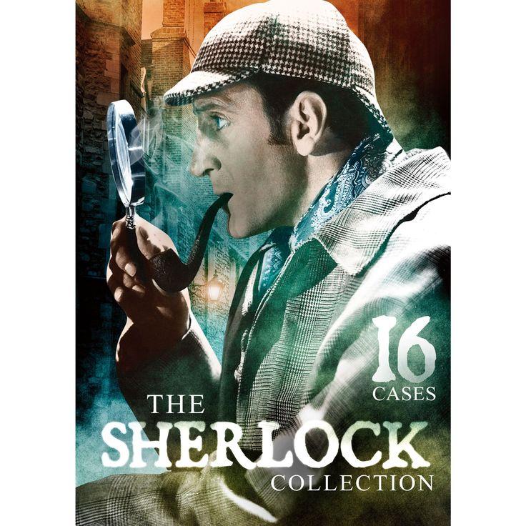Sherlock holmes collection:Vol 2 (Dvd)