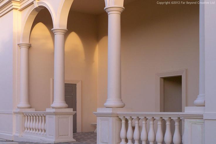 P10169 - Architecture in the Italian Renaissance Garden, Hamilton Gardens