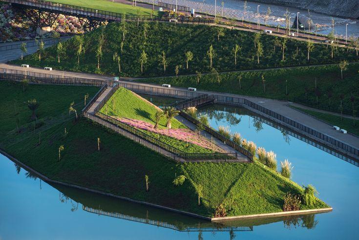 Galería de Parque Fluvial Padre Renato Poblete / Boza Arquitectos - 18