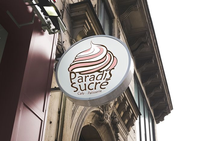 """Check out this @Behance project: """"Paradis Sucré"""" https://www.behance.net/gallery/35454321/Paradis-Sucr"""
