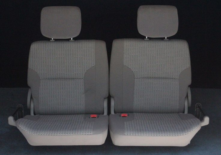 2009, 2008, 2007, 2006 4Runner 3rd Row Gray Cloth.