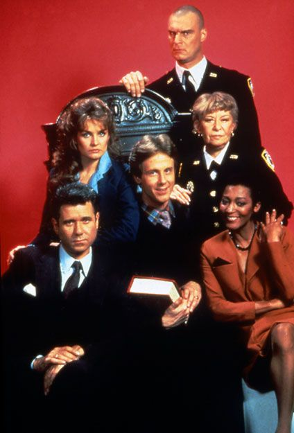 Night Court | Night Court: Cast Photo - Sitcoms Online Photo Galleries