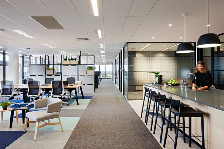 UBT 'The Precinct' Coworking Offices - Sydney - 2