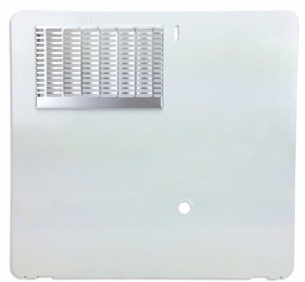Dometic Atwood 91385 Water Heater Exterior Access Door 10 Gal White Water Heater Heater Electric Water Heater