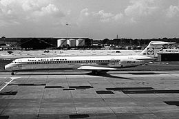 1981 ♦ December 1 – Inex-Adria Aviopromet Flight 1308, a McDonnell Douglas MD-81, crashes in the mountains while approaching Campo dell'Oro Airport in Ajaccio, Corsica, killing all 180 on board.