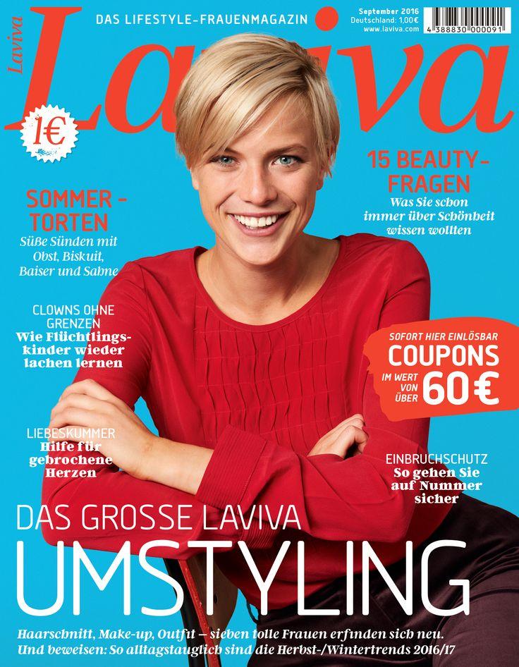 Cover der LAVIVA 09/16