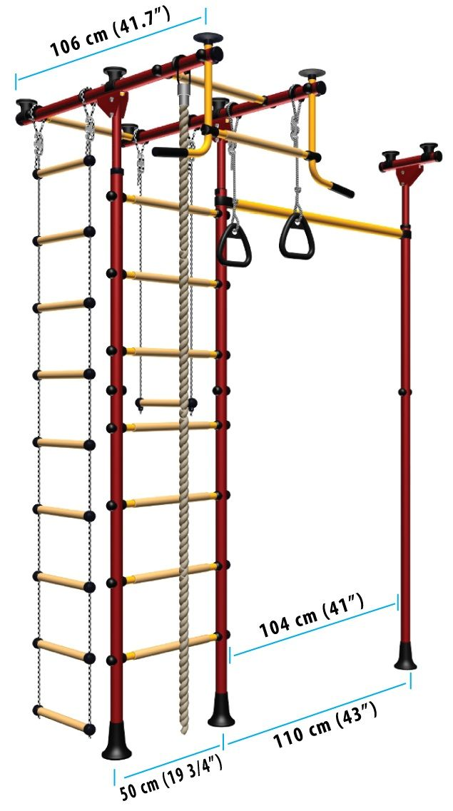1000 ideas about jungle gym on pinterest playgrounds for Basement jungle gym