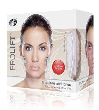 Rio Beauty ProLift Arcizom tréner készülék  Forradalmi áttörés a gyengéd elektromos izom stimuláció (EMS) alkalmazásának területén. A Rio PROLIFT elősegíti az arcbőr az arc kontúr megemelkedését, kontúrosabbá, tonizáltabbá teszi az arcot!