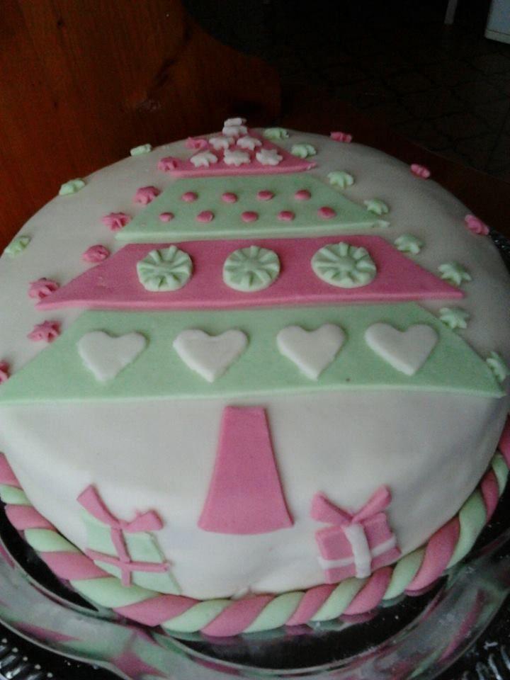 my christmas cake 2014